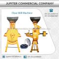 Fábrica de farinha de baixa manutenção e longa prateleira a baixo custo