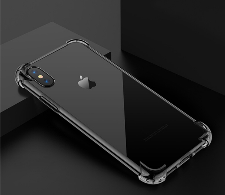 Crystal Clear Mobile Case