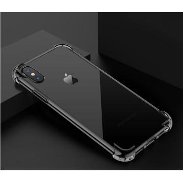 Etui mobile en TPU ultra-clair et ultra-transparent