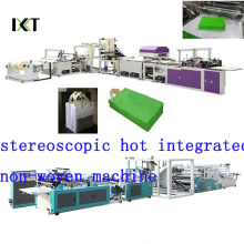 Non Woven Machine for Nonwoven Bag Making Kxt-Nwb15 (attached installation CD)