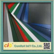 Colores PVC lona alquitranada