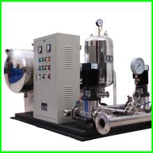 Без отрицательного давления водоснабжения оборудование