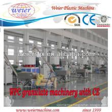 Conical Double Screw Extruder/plastic machine line
