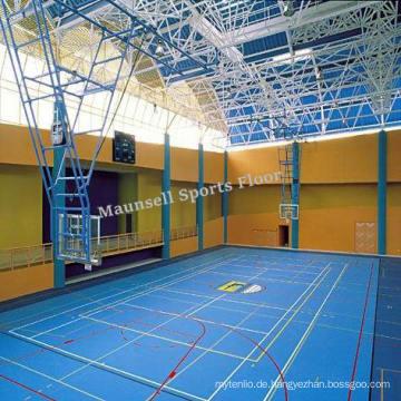 Indoor Kunststoff Basketball Sport Bodenbelag