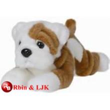ICTI Audited Factory bulldog juguete suave