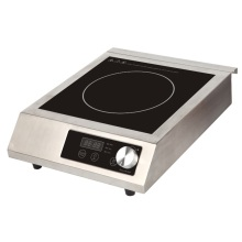 Europe/USA Market Hot Selling Commercial Induction Cooker with CE RoHS ETL cETL Model Sm-A80
