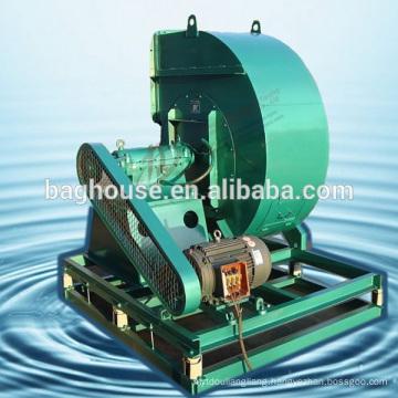 Suction exhaust high pressure air blower