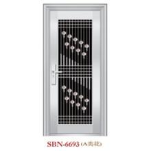 Stainless Steel Door for Outside Sunshine (SBN-6693)