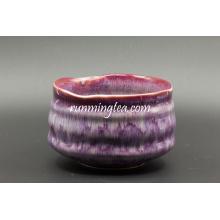 Vidro vermelho de alta qualidade Matcha cerâmica