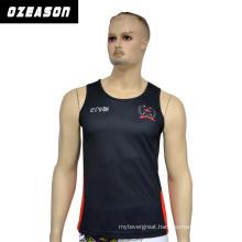 Custom Dry Fit Running Wear, Running Shirt, Running Singlet