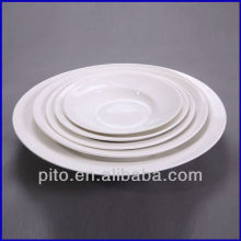 shallow paste plate