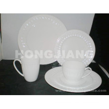 Bone China Dinner Set (HJ068009)