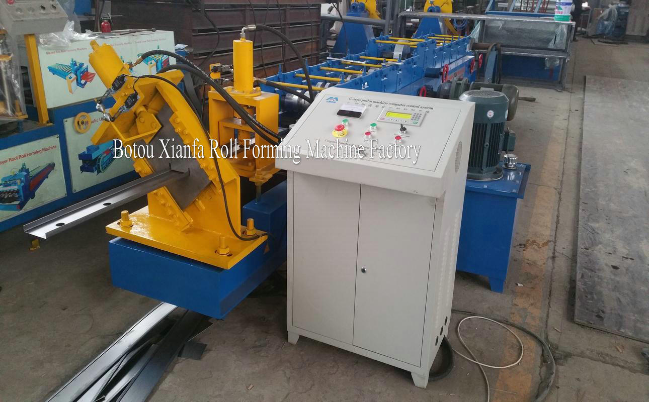 purlin forming machines
