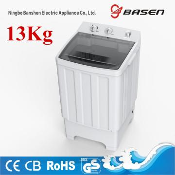 Kapasitas 13kg Kapasitas Tinggi Single Tub Mesin Laundry