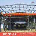 Estructura de acero prefabricada homologada CE BV para almacén