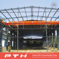 CE BV Approved Prefab Steel Structure for Warehouse
