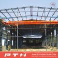 CE BV Aprovado Estrutura Pré-fabricada de Aço para Armazém