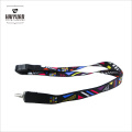 """100PCS High Quality Black Neck Strap Lanyard for ID Card /Cell Phone 3/4"""" (20mm) Width"""