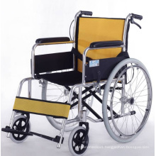 Manual 2.0mm Perfect Aluminum Alloy Chair Frame Wheel Chairs
