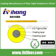 Fibra óptica 0.9 Cable interior GJFJV