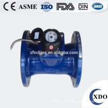 Contador del agua alejado fotoeléctrico de gran diámetro