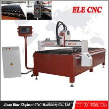 cortadora china del plasma del CNC barato, tipo cortador del plasma de la tabla, máquina cortada