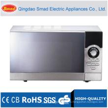 25L 900W Mechanical Desktop Microwave Oven