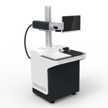 Máquina de grabado láser de metal de escritorio 30W