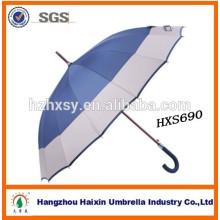 12 k Wassermelone Design gerade Regenschirm