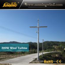 Monitoring Small Wind Turbine Mini Wind Generator (MINI 3)