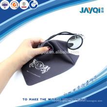 Fabrik schwarze Brille Mikrofaser Tuch