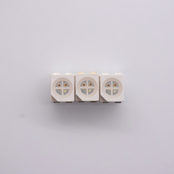 LED multicolor - 3528 RGY LED