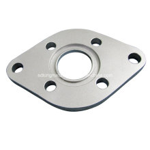 Electric Galv CNC Machined Oval Flanges