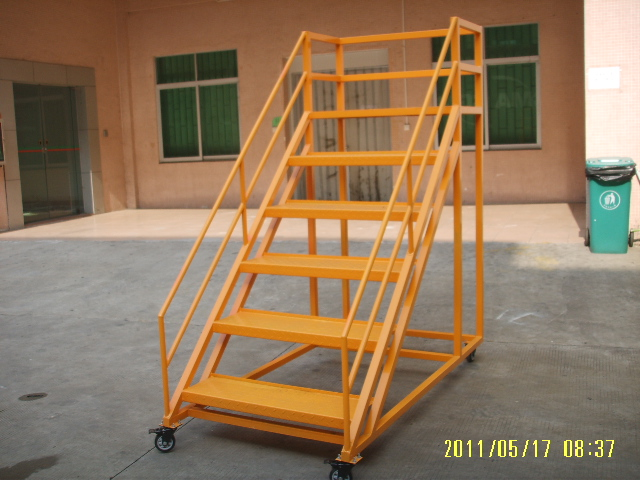Movable Ladder Standard