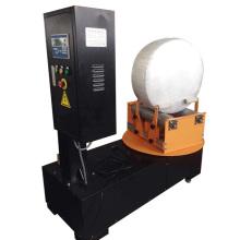 máquina de embalar rolos para embalar rolos de tecido