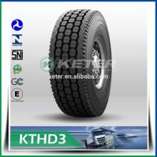 Kostenlose Proben Radial LKW Reifen 385 65 r 22,5 LKW Radialreifen 7.00r16
