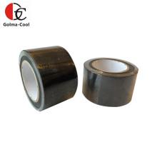 Fita adesiva de PVC para embalagem resistente à prova d'água de um lado