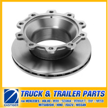 Trailer Parts of Brake Disc 0308835037 0308835030 for BPW