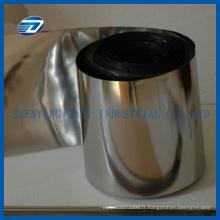 Laminé à chaud ASTM B162 Epais 2mm Ni200 Nickel Plaque Prix