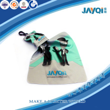 Spectacle Polishing Cloth in Colorful Pouch