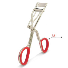 High Quality private label Double Wire eyelash curler PVC box