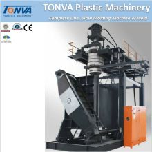 Máquina de moldagem por sopro de extrusão de paletes de plástico Tonva