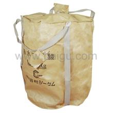 Orange Fabric PP FIBC Big Bag
