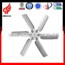 Aluminium-Legierung Fan von Kühlturm, einstellbar