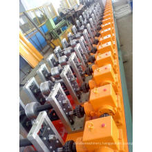 Aluminum PU Foaming Shutter Roll Forming Machine
