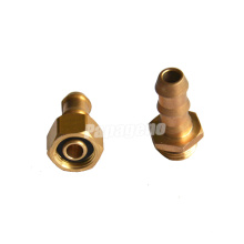 Forged High Pressure Pipe Fittings Threaded Hose Coupler Fitting
