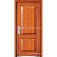 Gepanzerte Tür (JKD-232) starke hölzerne Stahltür für die äußere Sicherheit