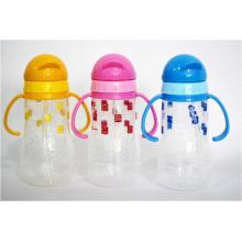 300ML material plástico crianças garrafa de água joyshaker, escola joyshaker garrafa de água para crianças, criança garrafa de água