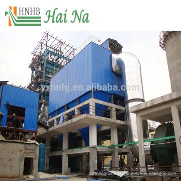 Filtro de aire que contiene el ciclón para la caldera de la biomasa con buen funcionamiento