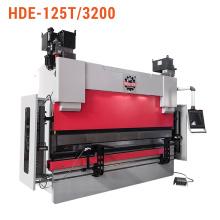 Máquina dobradeira CNC Hoston HDE-125T / 3200